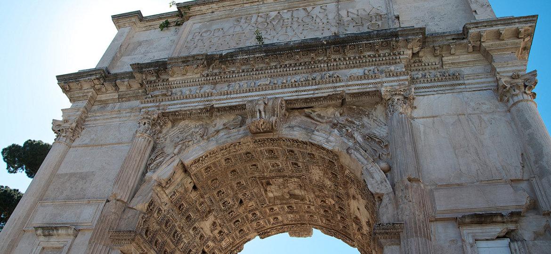 Arco di Tito a Roma