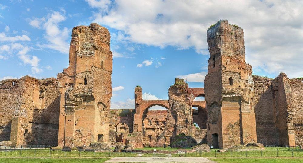 panorama_delle_terme_di_caracalla_a_roma